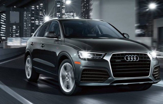 2018 Audi Q3 Monthly Offers From Pfaff Audi Vaughan
